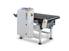 Compact checkweighers for reliable in-motion weighing