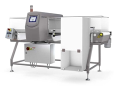 Safeline S80 conveyorised metal detector system
