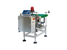 CK checkweigher with HMI