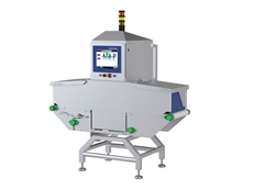 Mettler Toledo launches AXR-P X-ray inspection system with enhanced foreign body detection