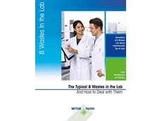 Mettler Toledo's 8 Wastes Guide optimising lab workflows with Lean