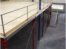 Mezzanine Floors or Raised Storage Areas available from Mezzanine Engineering