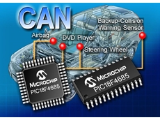 Microchip Technology launches new four member solution for CAN applications