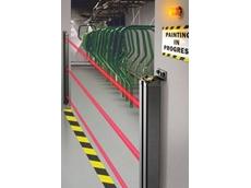 Banner PICO-GUARD fiber optic safety grids