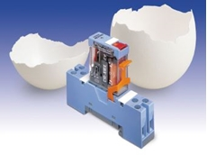 Releco Interfacer relay -- greater flexibility.