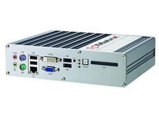 MXE-1200 12-COM-Port Fanless Embedded Computer