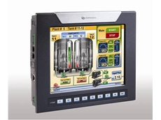 Vision1040 PLC and 10.4-inch Colour HMI