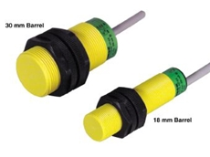 BCF capacitive sensors.