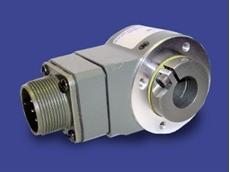 Dynapar brand Series HS20 encoder.