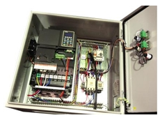 VSD effectively controls the fan system with power overload protection, control and speed of the fan