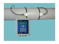 The DMTFB Clamp-on Series Ultrasonic flowmeter