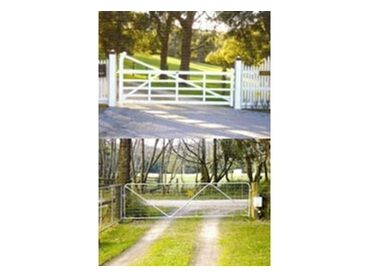 Solar Powered Gate Control Systems and Kits