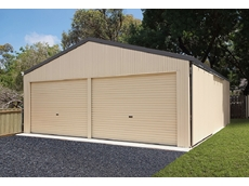Custom Built Shed Kits available in Zincalume® and Colorbond® Options from Midalia Steel