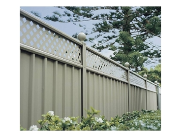 Midalia Steel Domestic Fence Range