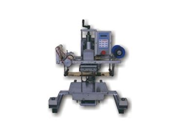 Hot stamping machines