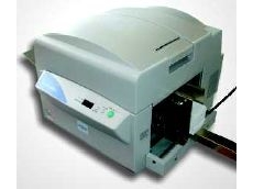 Nameliner -- compact, high performance printer.