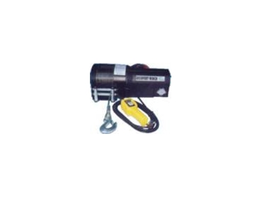 240V and 415V electric brake hand winches available from Millsom
