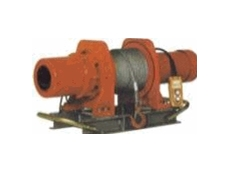 415V three phase electric winches