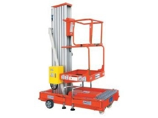 Aerial Work Platform for a single person.