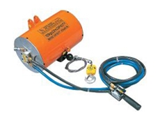 Air balanced hoists are ideal for handling fragile or awkward goods