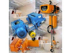 Electric Chain Hoists from Millsom Materials Handling