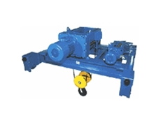 Electric wire rope hoists are reliable and durable