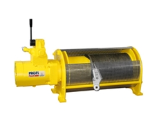 JDN Lifting and Pulling Air Winches