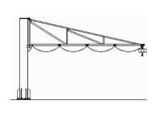 The jib crane