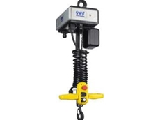 The Krantechnik electric chain hoist