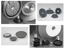 Flat and Bellows Suction Pads