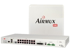 Airmux Broadband Wireless Multiplexers from Milpeak