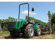 Cobram RS tractors are especially well suited to use in the wine and fruit growing sectors
