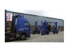 Mobicon container handlers