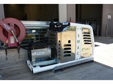 S.M.A.C. Compressor with Generator (optional extra)