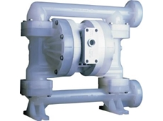 Wilden Advanced Series P2 plastic pump.