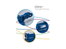 EZstrip Transfer Pumps from Mono Pumps