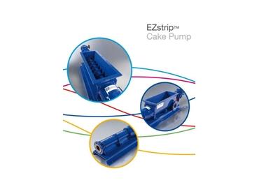 EZstrip™ Cake Pump