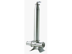 The new Wilden Saniflo VC Series pump.
