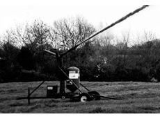 The Mono Merlin pump helps distribute the liquid from cattle slurry over farm fields