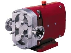 Mono Pumps' Series S rotary lobe pump.
