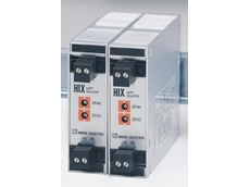 HIX HART signal isolators