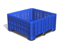 BB 560 vented collapsible bins