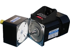 Maili Titan range of Single Phase 240v Precision Industrial Gear motors available from Motion Dynamics