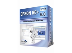 EPSON RC+ 5.0 software