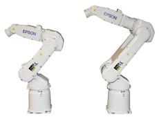 EPSON S5-Series 6-Axis Robot Lineup