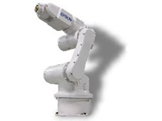 PS3 robot from the Epson Pro Six family of 6-axis robots