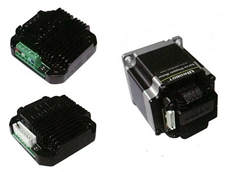 UIM240XX series miniature stepper motor drives