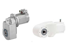 AKM4 and AKM6 gear motors for washdown food applications