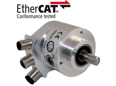 ELAP's new Ethercat interface encoder is steady, fast and ready to integrate into a range of applications such as I/O systems, drives, sensors and actuators