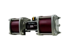MVR / MVL actuators are constructed from 316 stainless steel